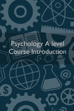 psychology coursework introduction Strengthening the common core of the introductory psychology course | 1 introduction ommendations about the importance of the introductory psychology course.