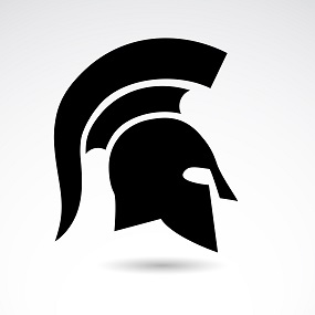 History, Spartan Helmet